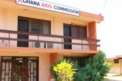 Ghana AIDS Commission building