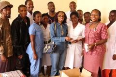 Medical Mission Liberian Refugee Camp