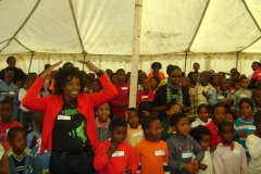 Cape Town South Africa Mission during FIFA Games