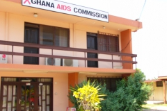 Ghana AIDS Commission building