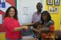 Donation to Orphanage in Grand Cayman