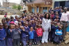 Kay Visit Amson Education Centre -Kenya